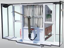 DDJ-A型客车电频仓智能吸尘机
